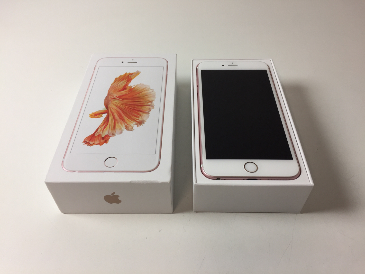 iPhone 6S Plus 16GB, 16GB, ROSE GOLD, Kuva 1
