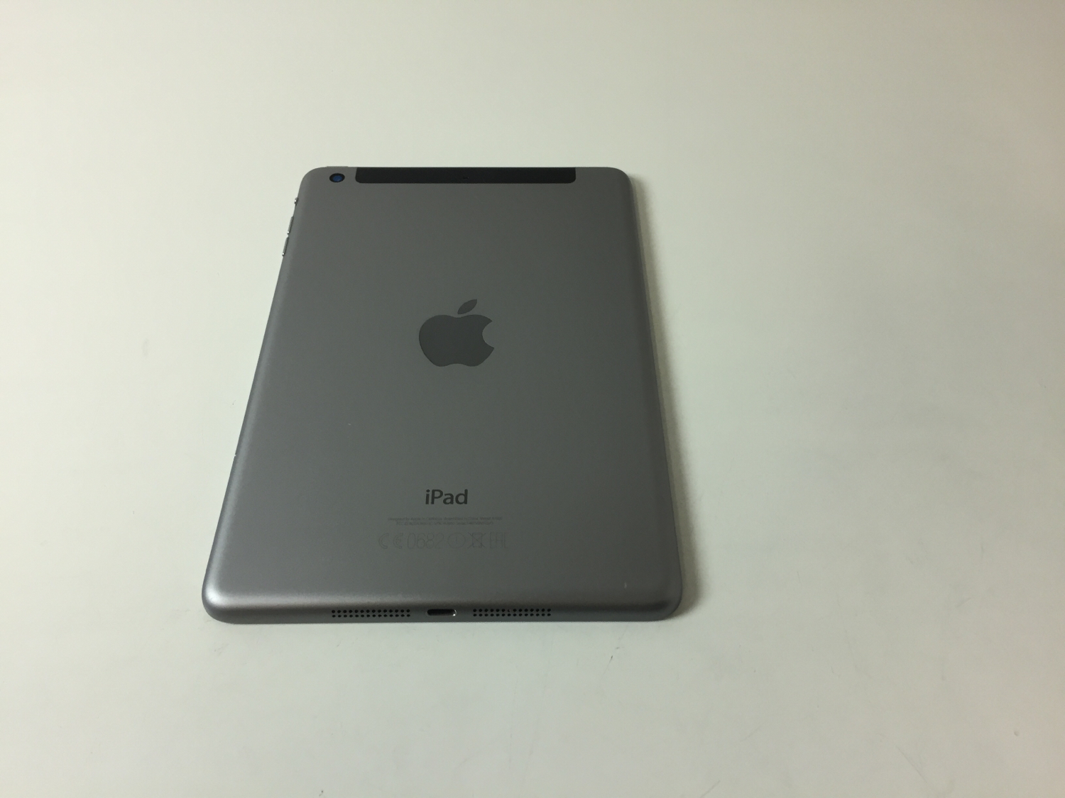 iPad mini 3 Wi-Fi + Cellular 64GB, 64GB, Gray, Kuva 2