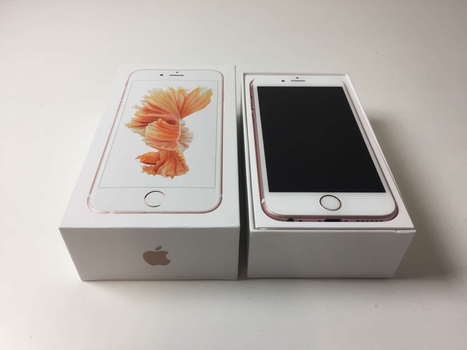 iPhone 6S 64GB, 64 GB, ROSE GOLD, Kuva 1