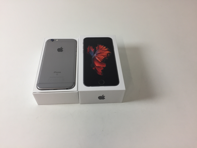 iPhone 6S 16GB, 16 GB, Gray, bild 1