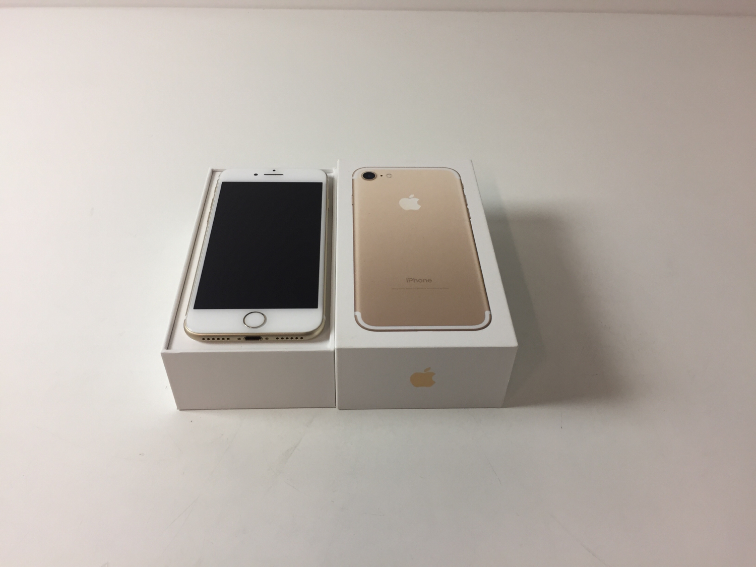 iPhone 7 128GB, 128GB, Gold, bild 1