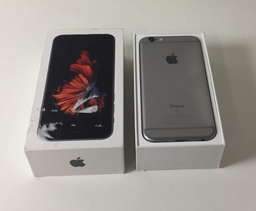 iPhone 6S 16GB, 16 GB, Space Gray, Bild 2