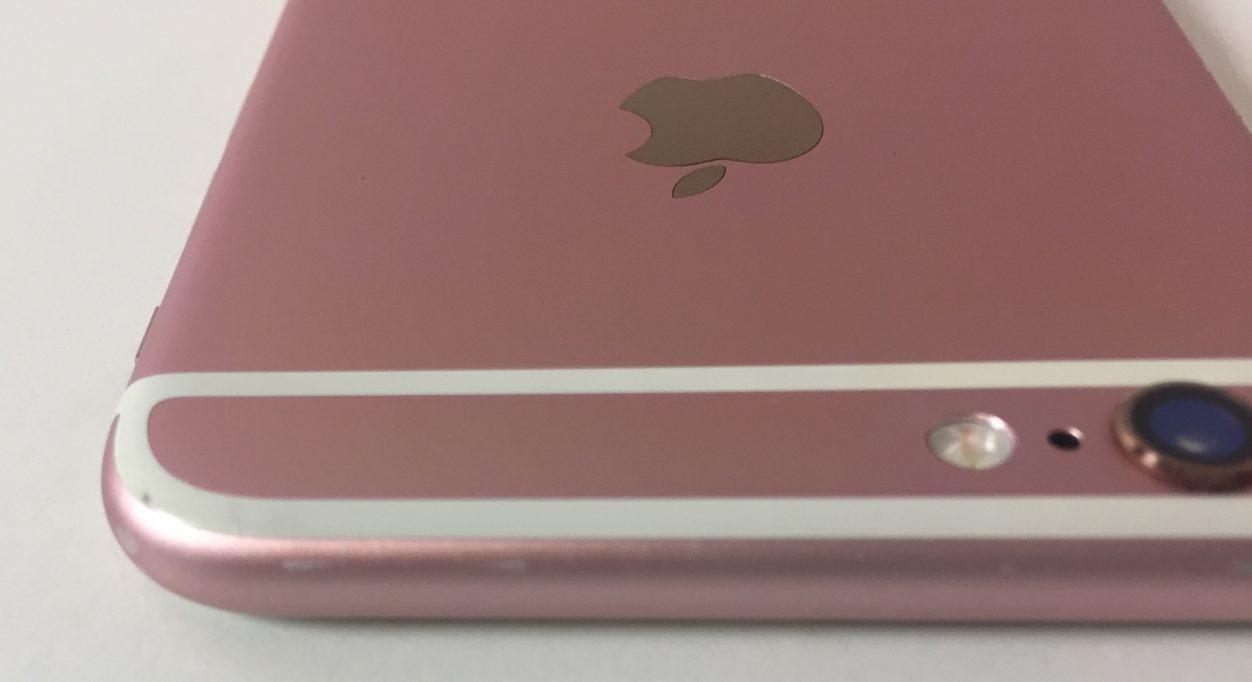 iPhone 6S 16GB, 16 GB, Rose Gold, Kuva 5