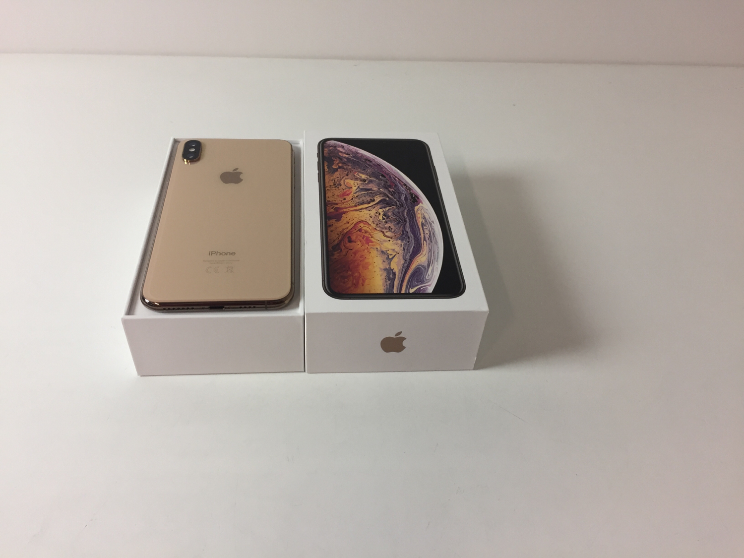 iPhone XS Max 256GB, 256 GB, Gold, Kuva 2