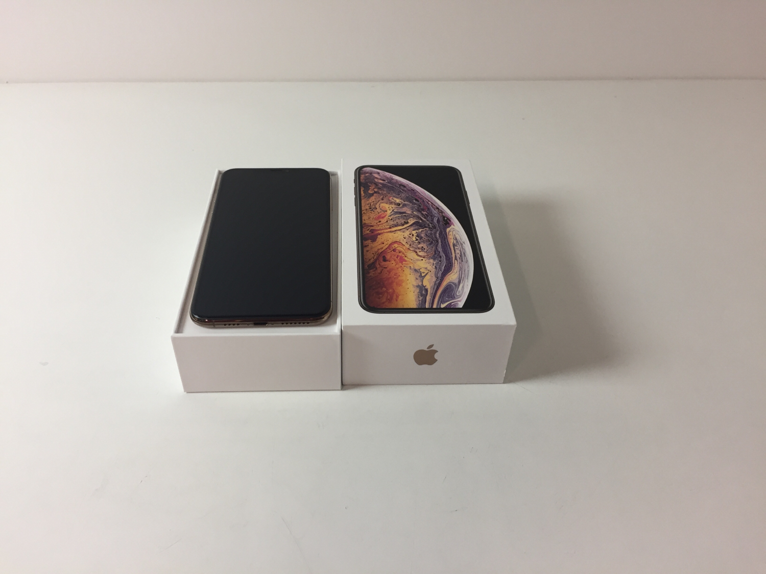 iPhone XS Max 256GB, 256 GB, Gold, Kuva 1