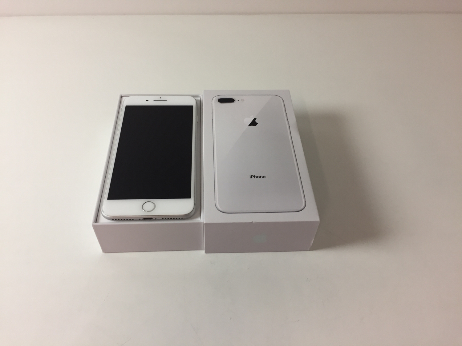 iPhone 8 Plus 256GB, 256 GB, Silver, Bild 1