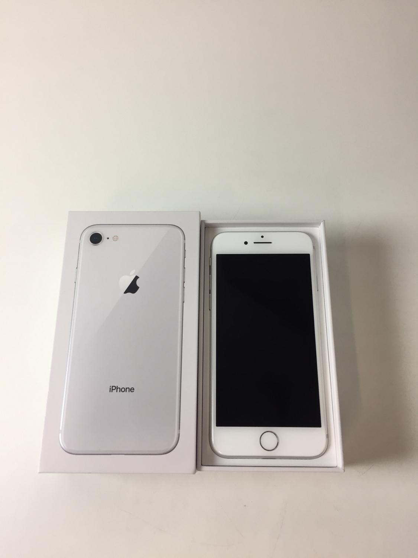 iPhone 8 64GB, 64 GB, Silver, obraz 1