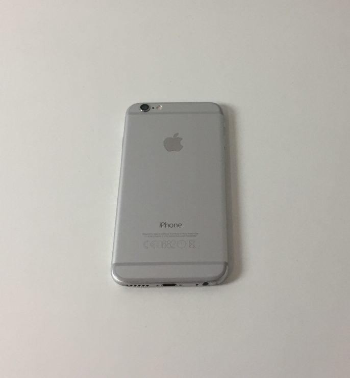 iPhone 6 64GB, 64GB, Silver, Kuva 2