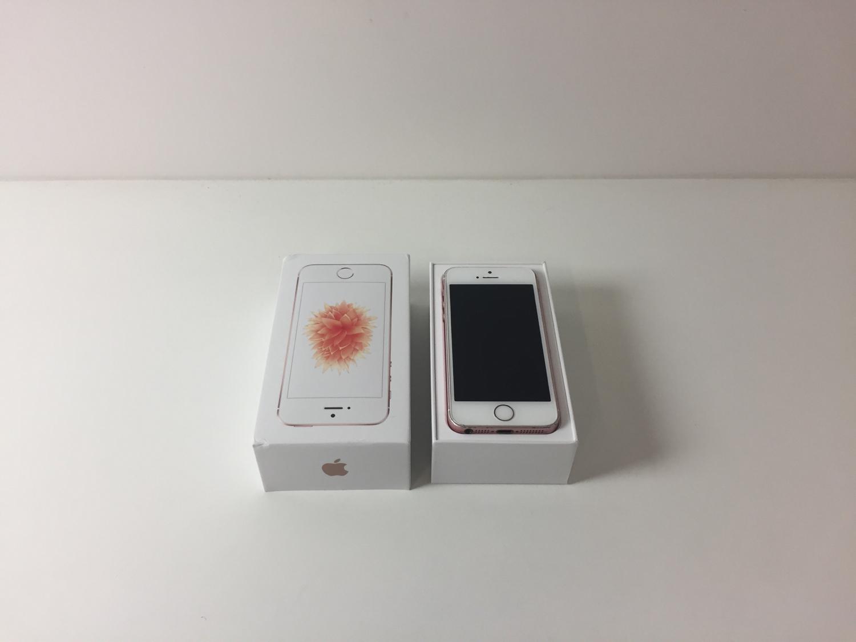 iPhone SE 64GB, 64 GB, Rose Gold, Kuva 1
