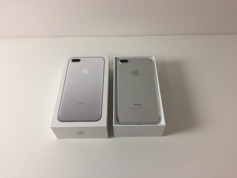 iPhone 7 Plus 128GB, 128 GB, Silver, bild 2