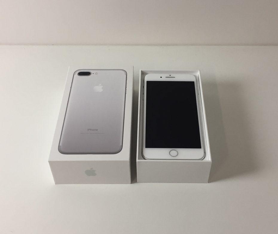 iPhone 7 Plus 128GB, 128 GB, Silver, bild 1