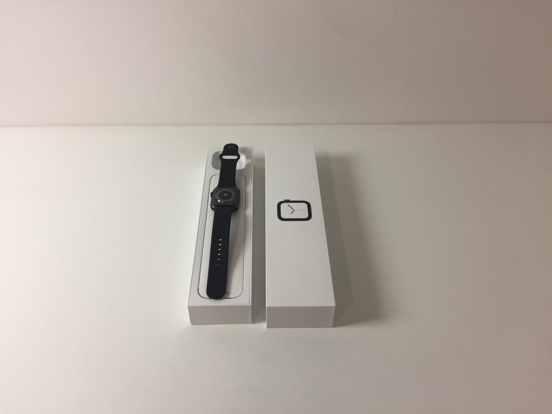 Watch Series 4 Aluminum (44mm), Black Sport, Kuva 2