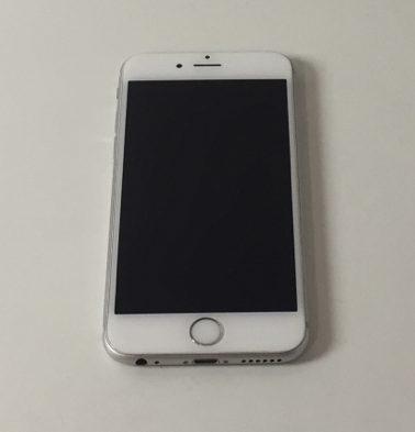 iPhone 6S 64GB, 64 GB, Silver, Afbeelding 1