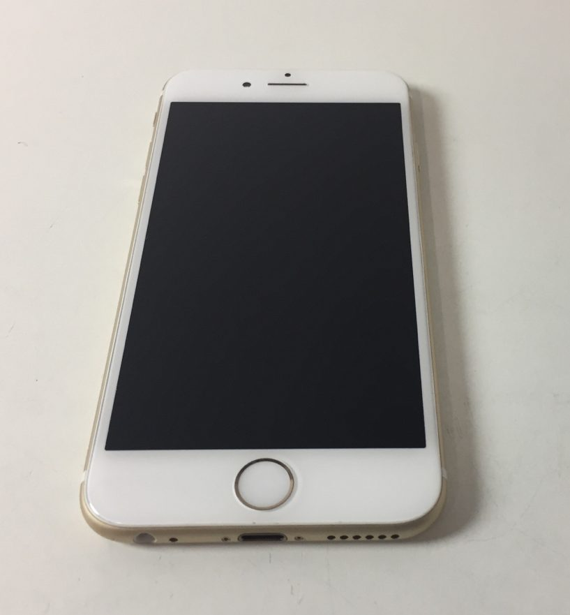 iPhone 6 128GB, 128 GB, Gold, Bild 1