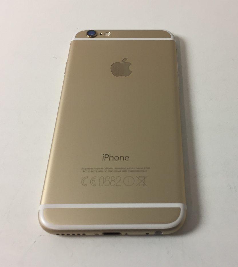 iPhone 6 128GB, 128 GB, Gold, Bild 2