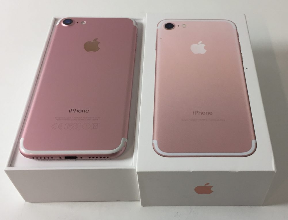 iPhone 7 32GB, 32 GB, Rose Gold, Afbeelding 2
