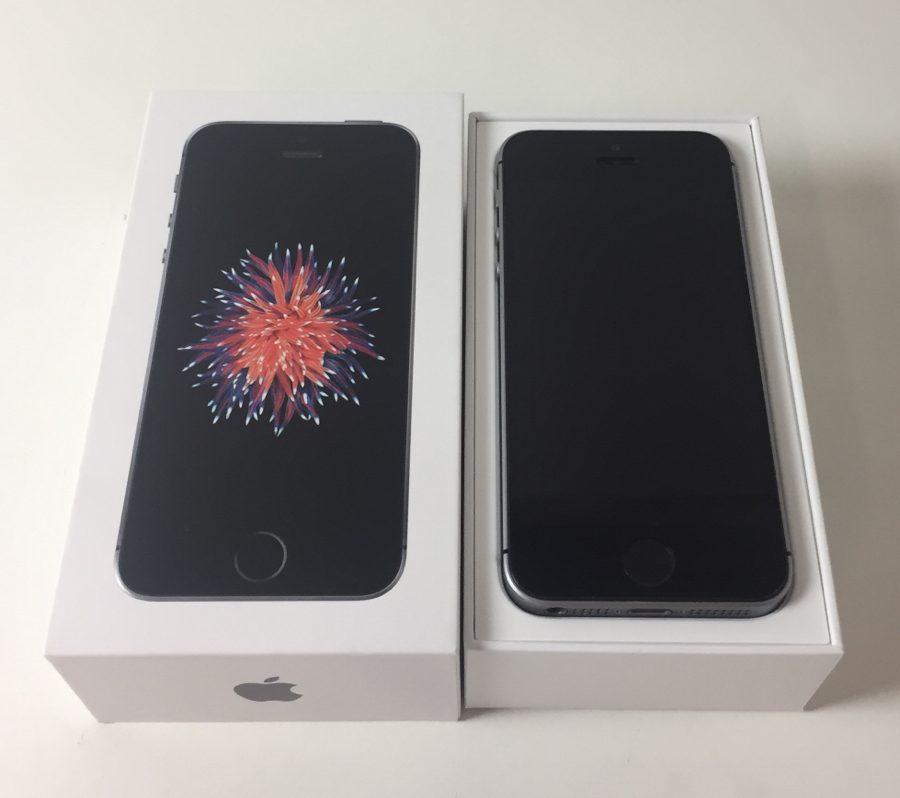 iPhone SE 32GB, 32 GB, Space Gray, Kuva 1