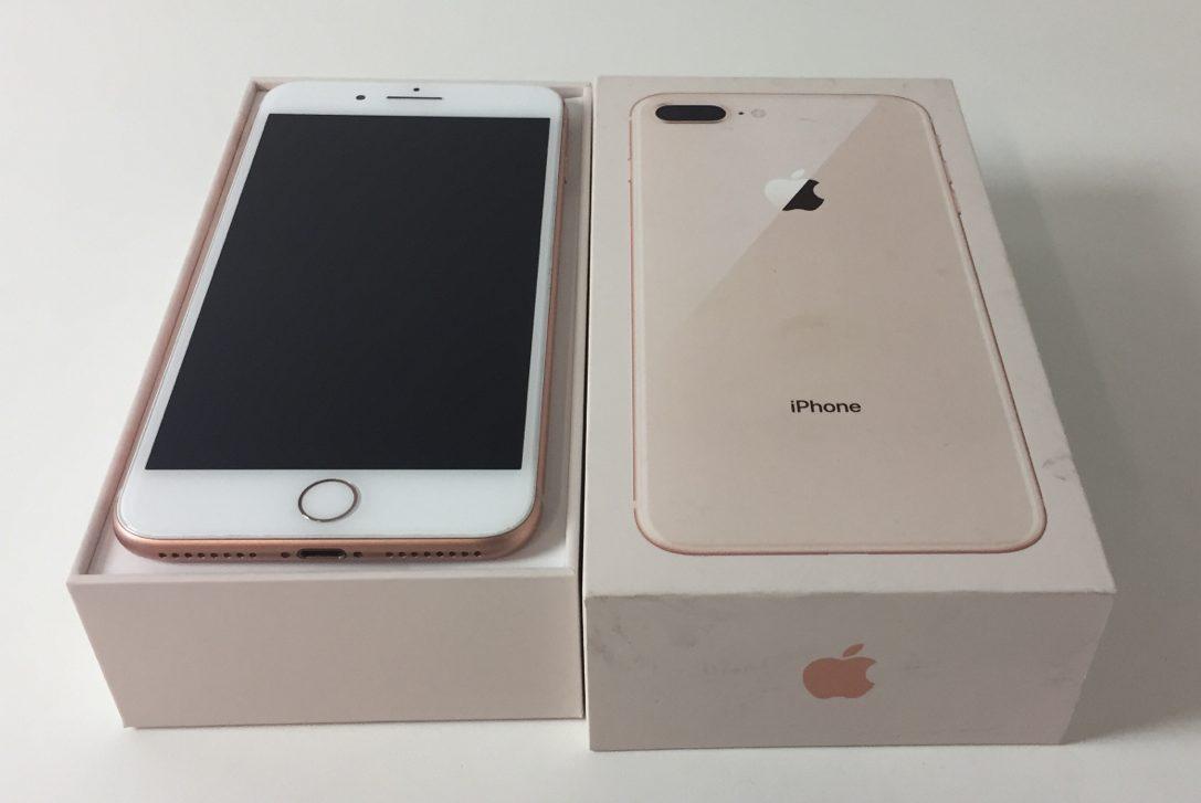 iPhone 8 Plus 64GB, 64 GB, Gold, bild 1