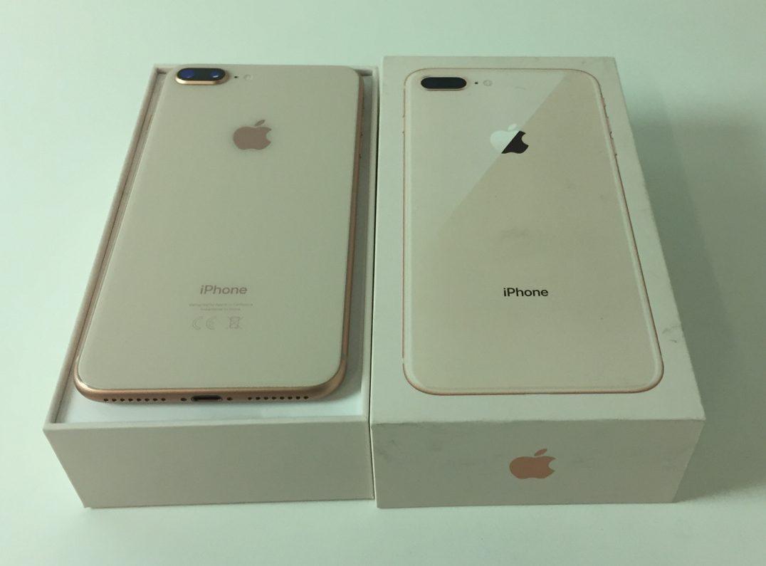 iPhone 8 Plus 64GB, 64 GB, Gold, bild 2
