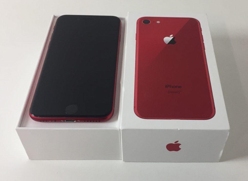 iPhone 8 64GB, 64 GB, Red, obraz 1