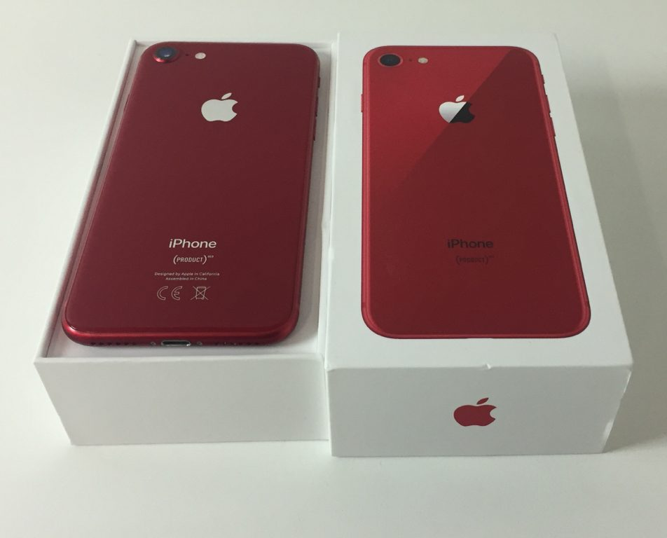 iPhone 8 64GB, 64 GB, Red, Kuva 2