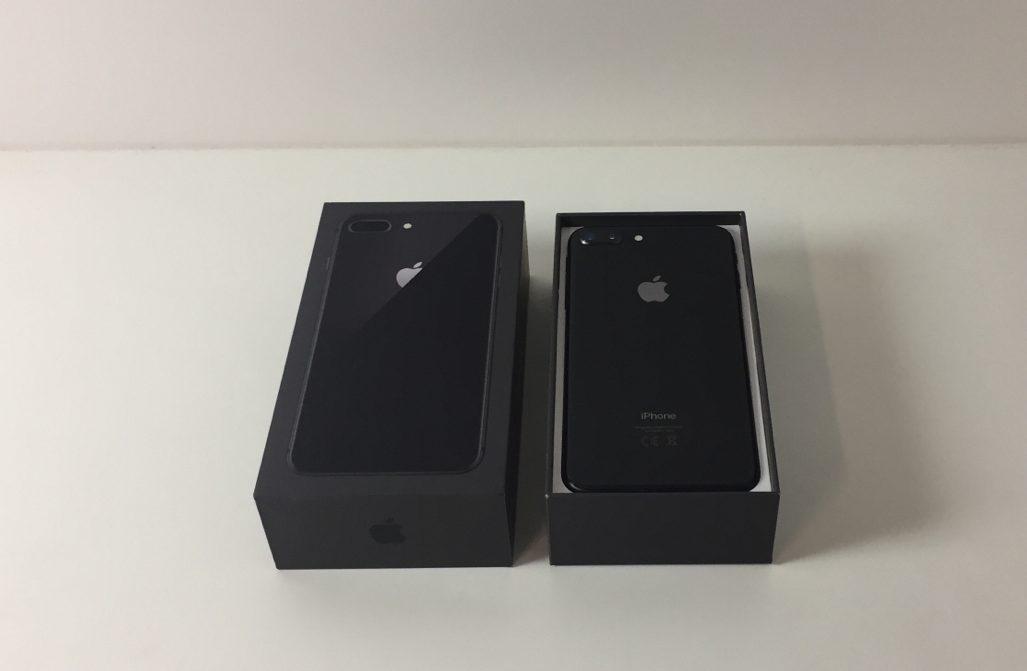 iPhone 8 Plus 256GB, 256 GB, Space Gray, image 2