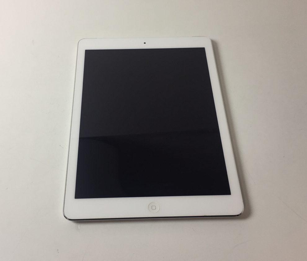 iPad Air Wi-Fi + Cellular 16GB, 16GB, Silver, Kuva 1