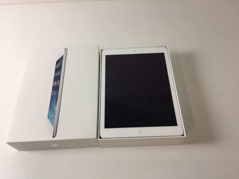 iPad Air Wi-Fi + Cellular 16GB, 16 GB, Silver, imagen 1