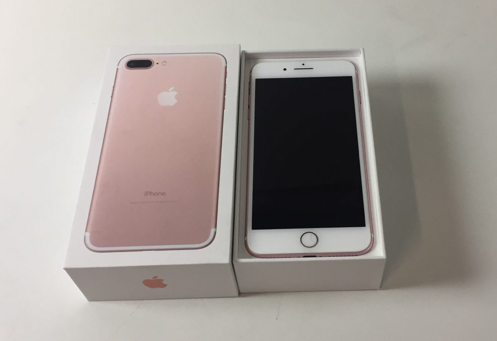 iPhone 7 Plus 32GB, 32 GB, Rose Gold, Kuva 1