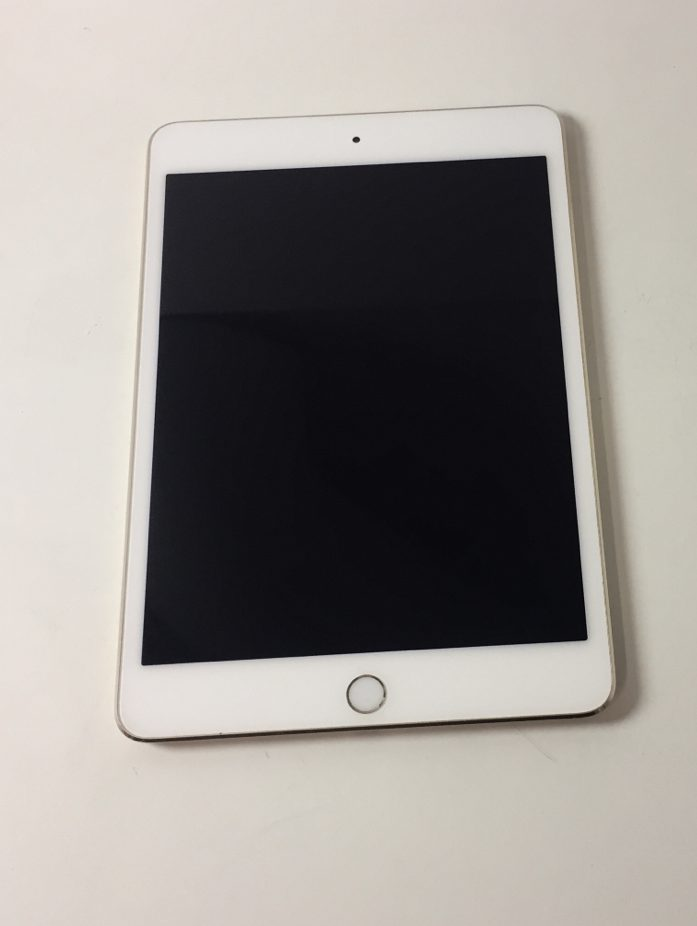 iPad mini 4 Wi-Fi 16GB, 16GB, Gold, Kuva 1