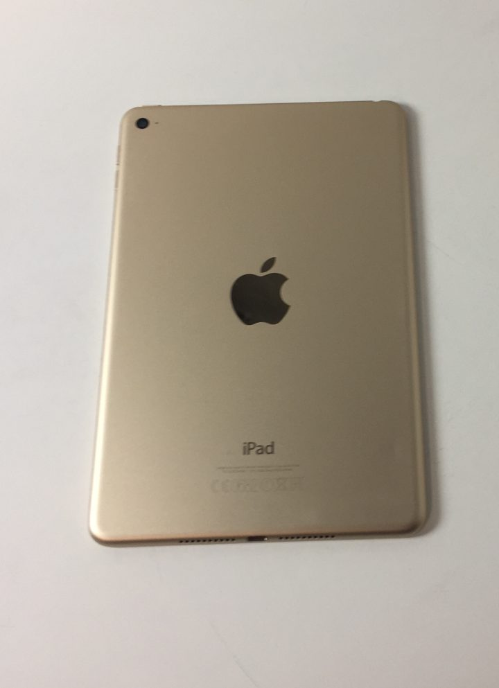 iPad mini 4 Wi-Fi 16GB, 16GB, Gold, Kuva 2