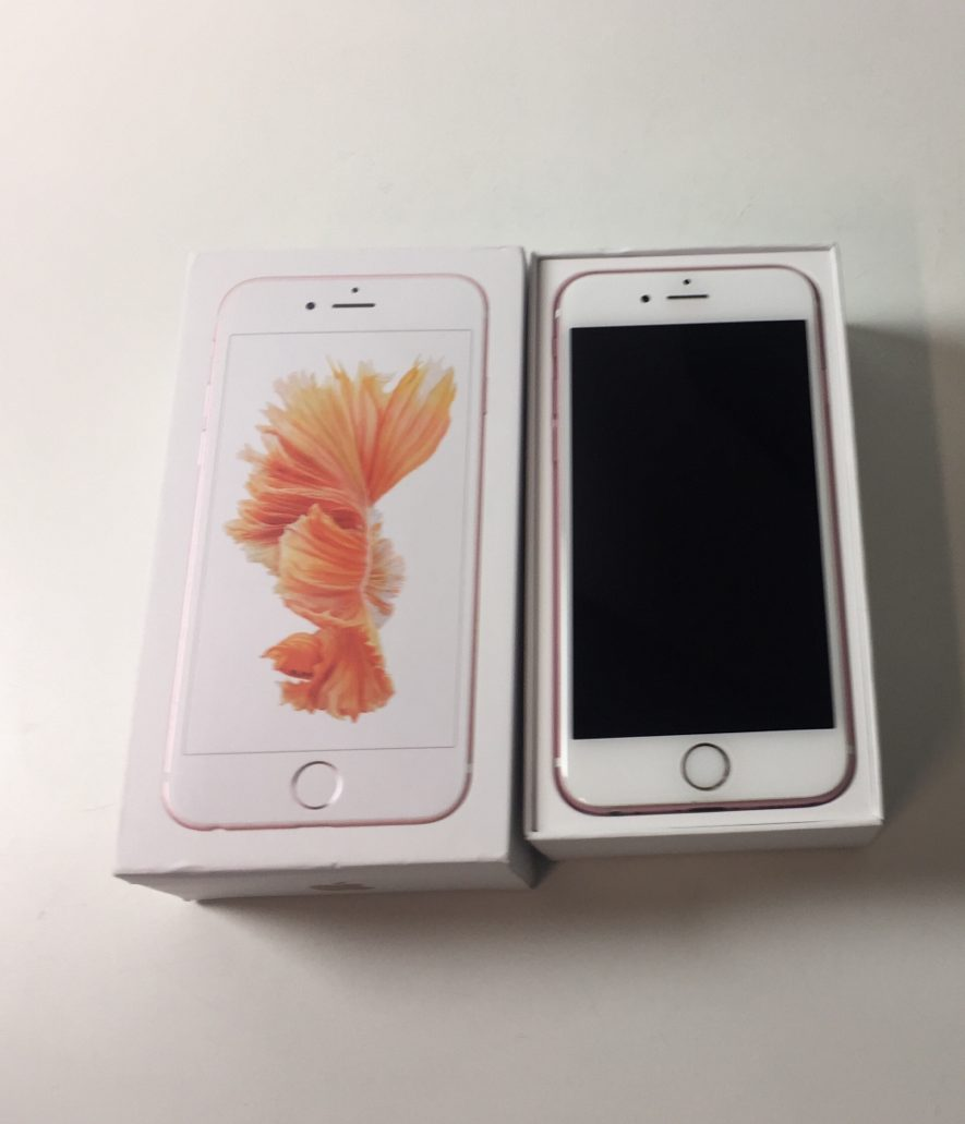 iPhone 6S 16GB, 16GB, Rose Gold, Afbeelding 1