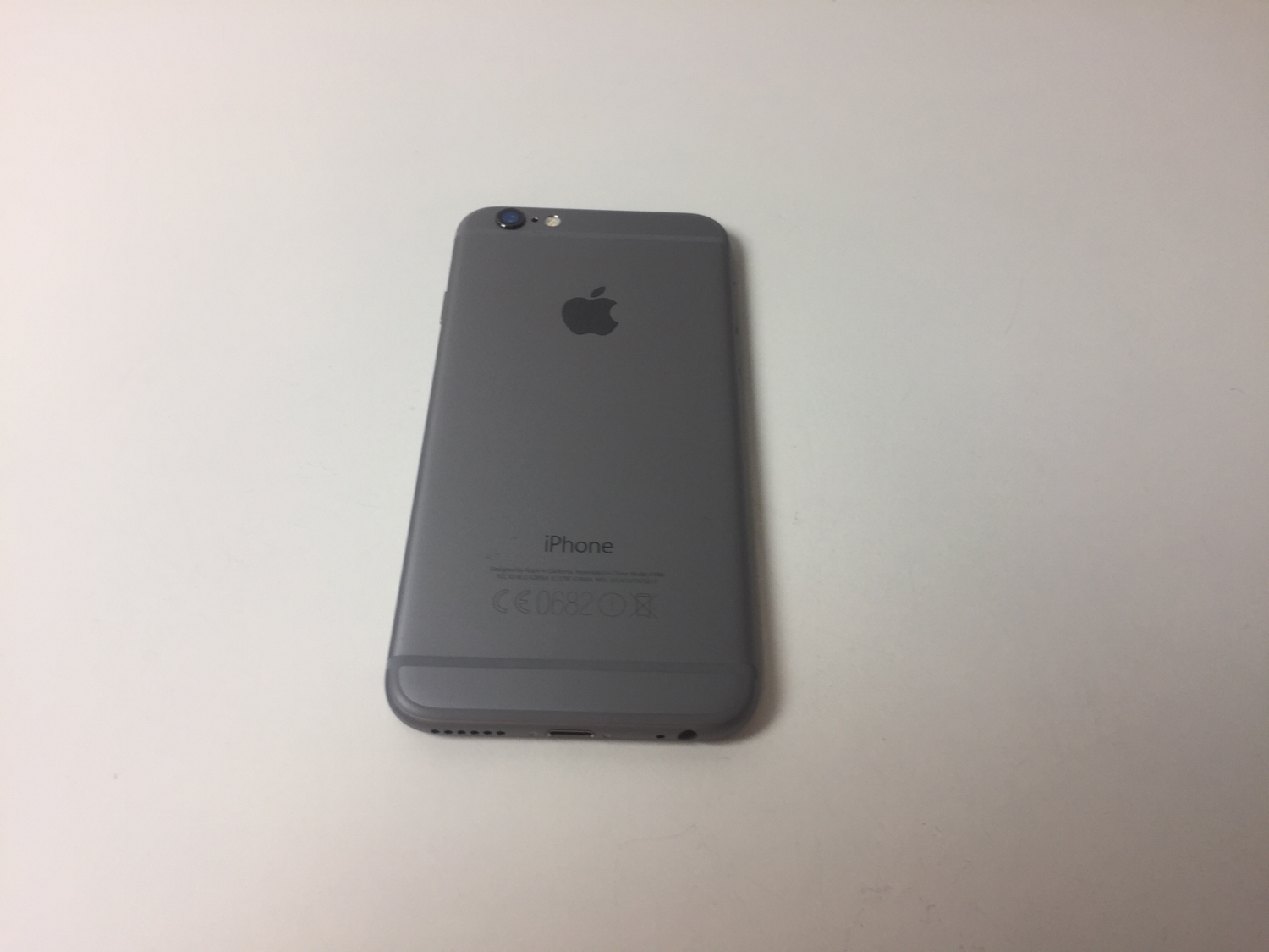 iPhone 6 16GB, 16 GB, Grey, Kuva 2