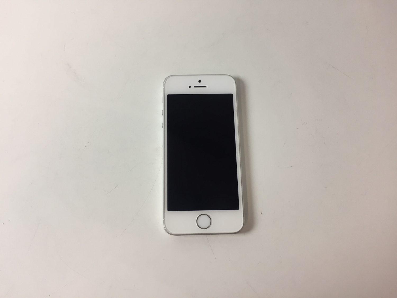 iPhone SE 16GB, 16GB, Silver, Kuva 1