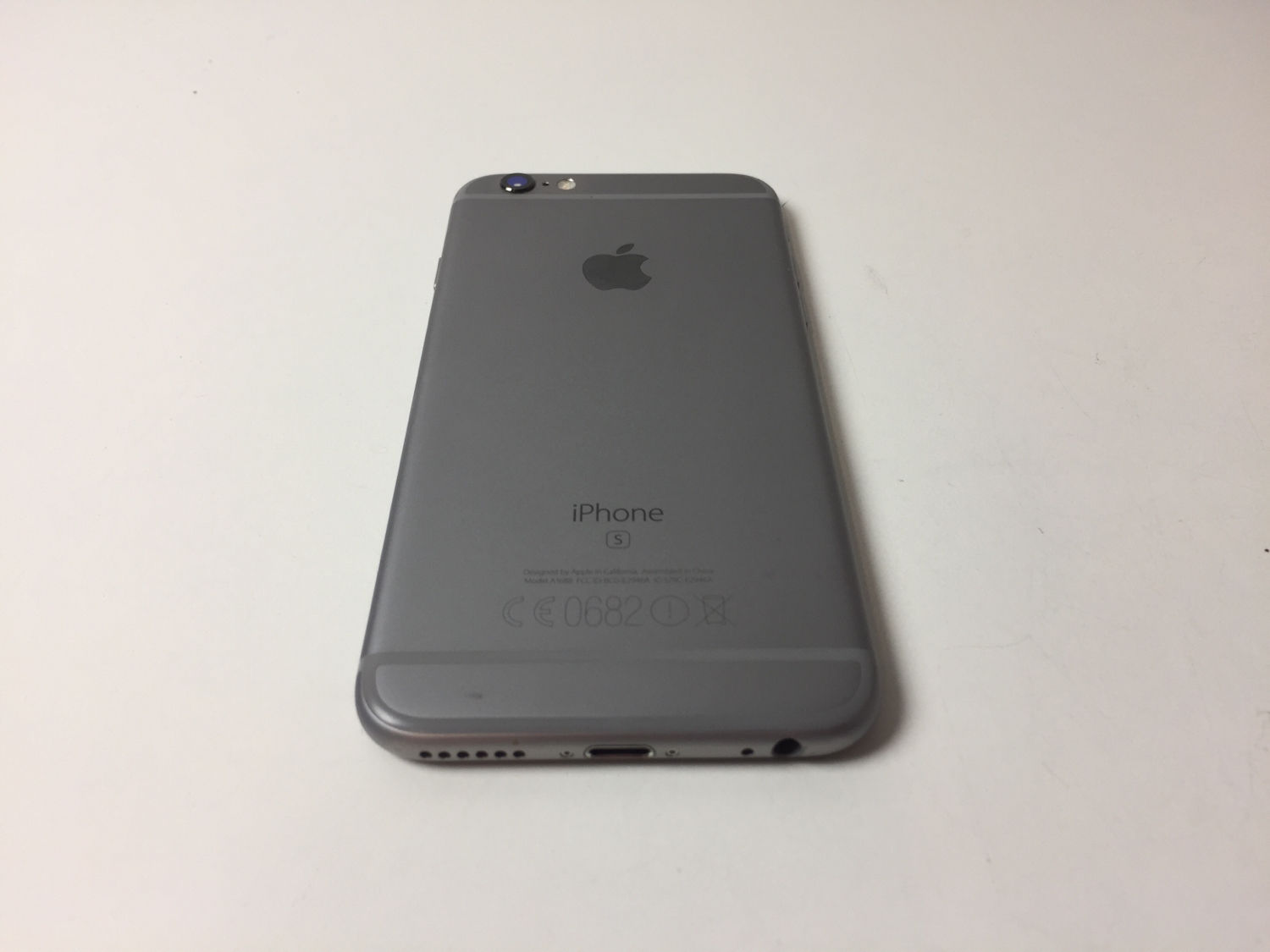 iPhone 6S 64GB, 64GB, SPACE GRAY, obraz 3