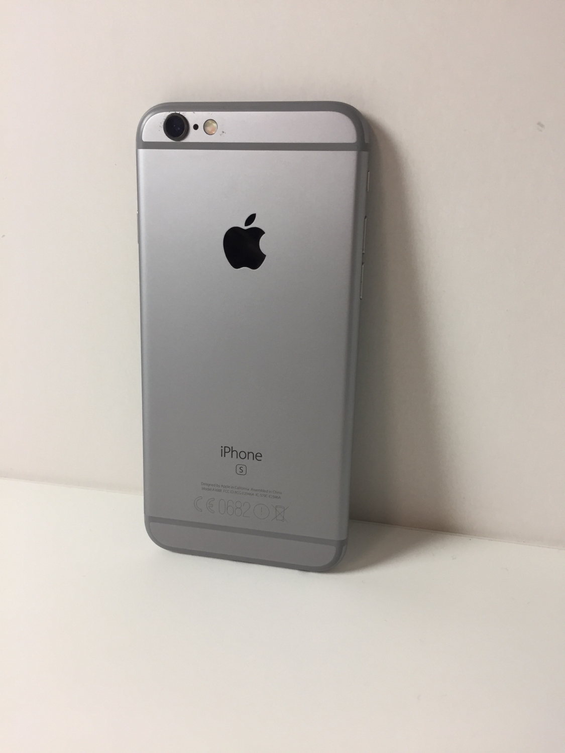 iPhone 6S 16GB, 16GB, Space Gray, Kuva 2