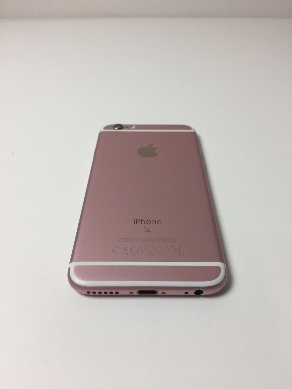 iPhone 6S 64GB, 64GB, Rose Gold, Kuva 2