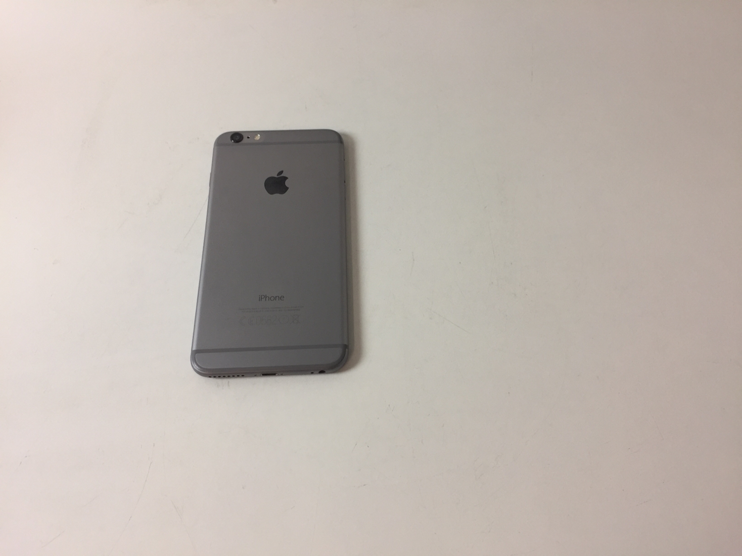 iPhone 6 Plus 16GB, 16GB, Space Gray, Kuva 2