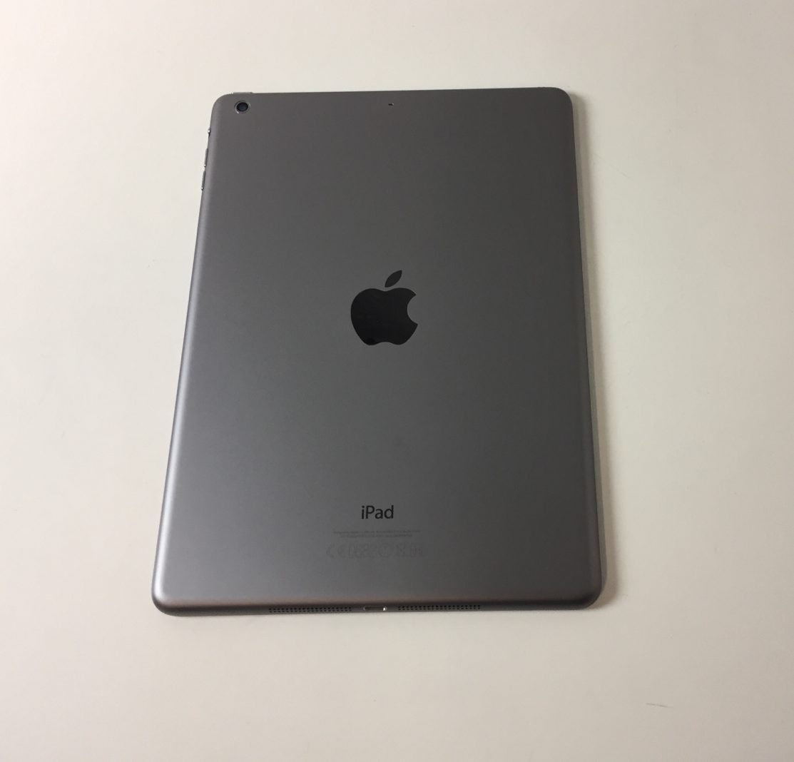iPad Air Wi-Fi 16GB, 16GB, Space Gray , Kuva 2