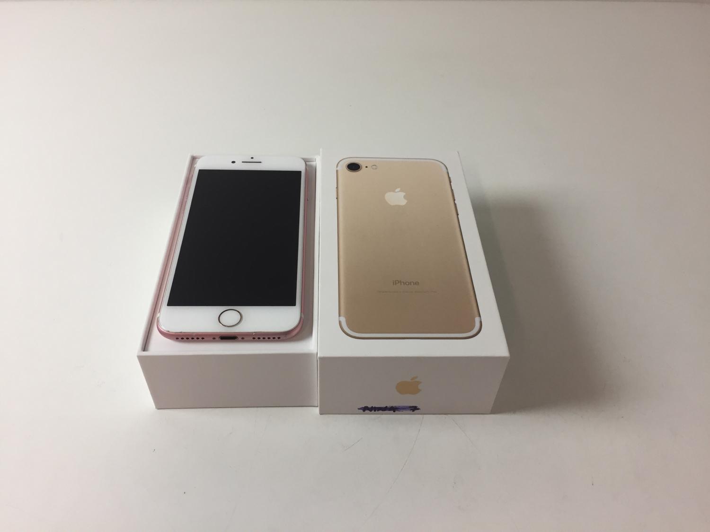 iPhone 7 128GB, 128GB, Rose Gold, bild 1