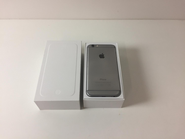 iPhone 6 64GB, 64GB, Space Gray, bild 2