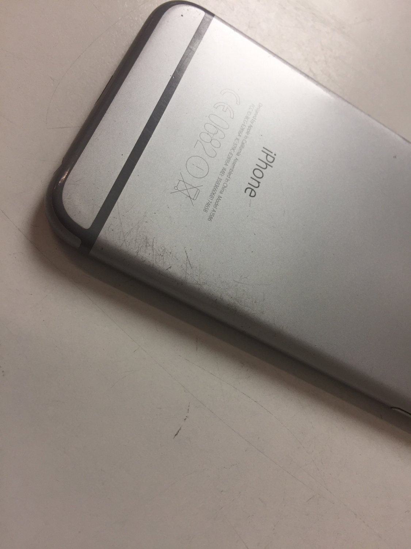 iPhone 6 64GB, 64GB, Space Gray, bild 3
