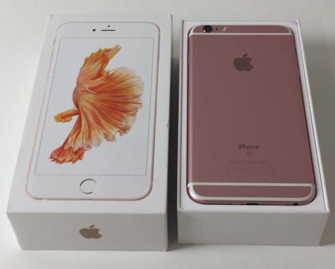 iPhone 6S Plus 64GB, 64GB, Rose Gold, Kuva 2