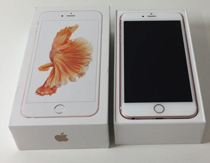 iPhone 6S Plus 64GB, 64GB, Rose Gold, Kuva 1