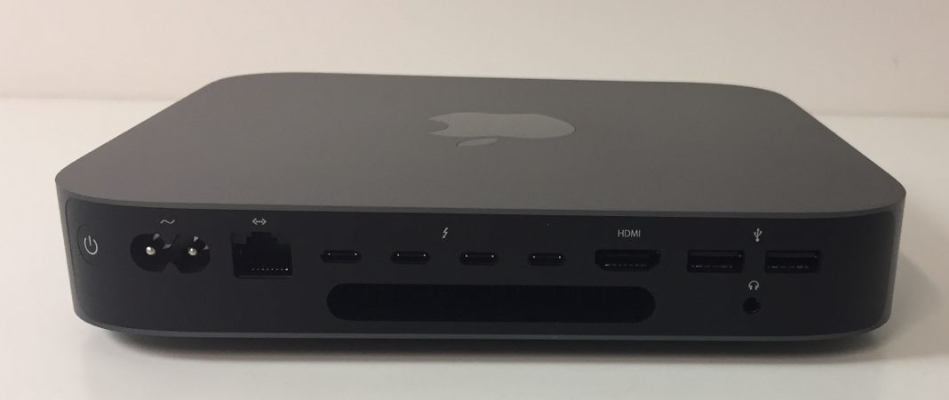 Mac Mini Late 2018 (Intel 6-Core i7 3.2 GHz 64 GB RAM 512 GB SSD), Intel 6-Core i7 3.2 GHz, 64 GB RAM, 512 GB SSD, bild 2