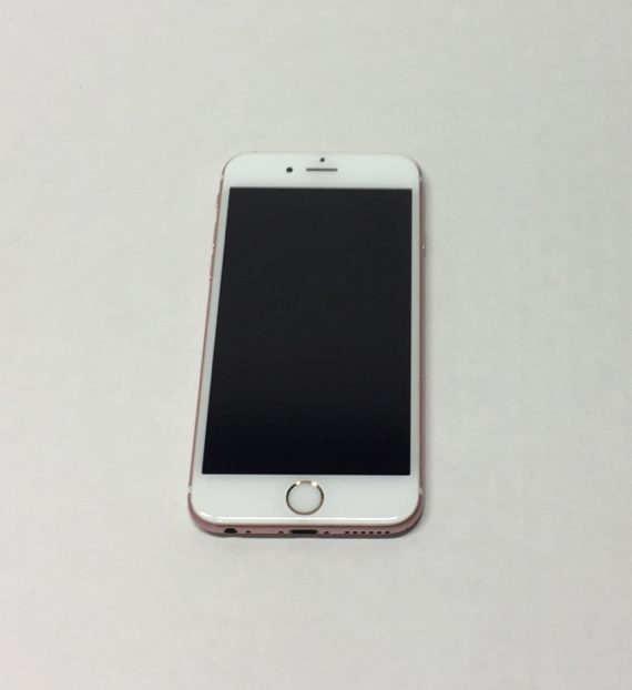 iPhone 6S 16GB, 16GB, Rose Gold, Kuva 1