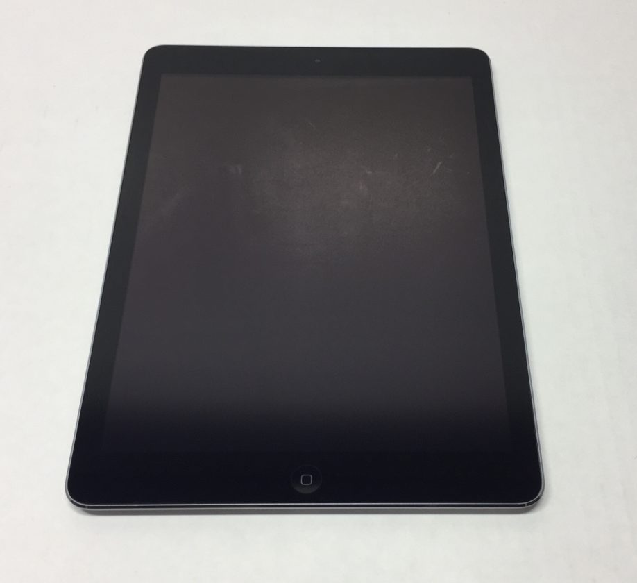 iPad Air Wi-Fi 16GB, 16GB, Space Gray, Kuva 1