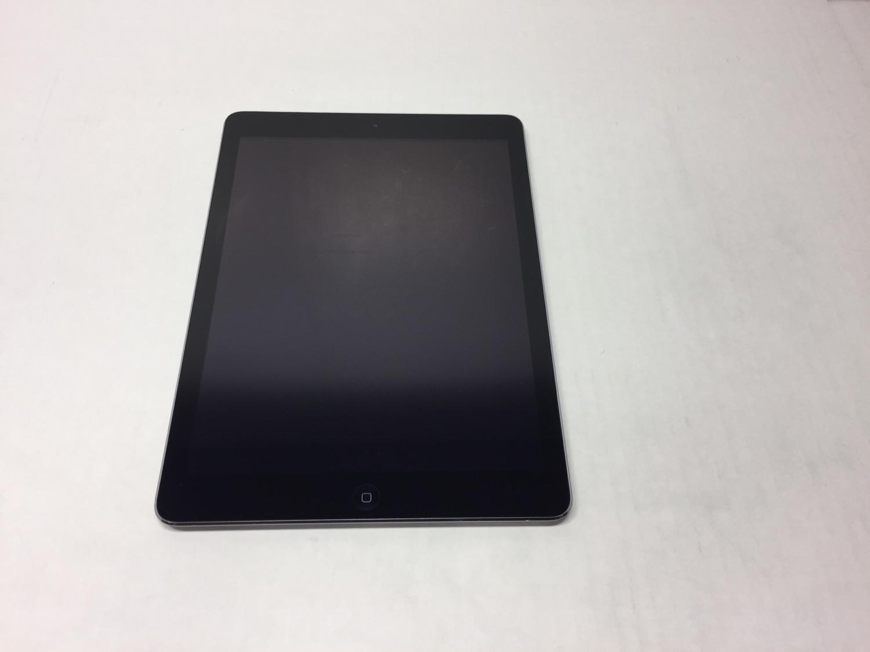 iPad Air Wi-Fi 16GB, 16GB, Space Gray, Kuva 4