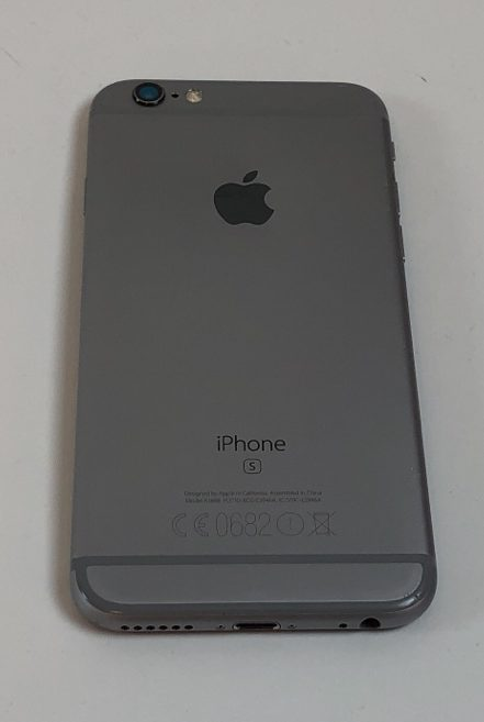 iPhone 6S 32GB, 32GB, Space Gray, bild 2