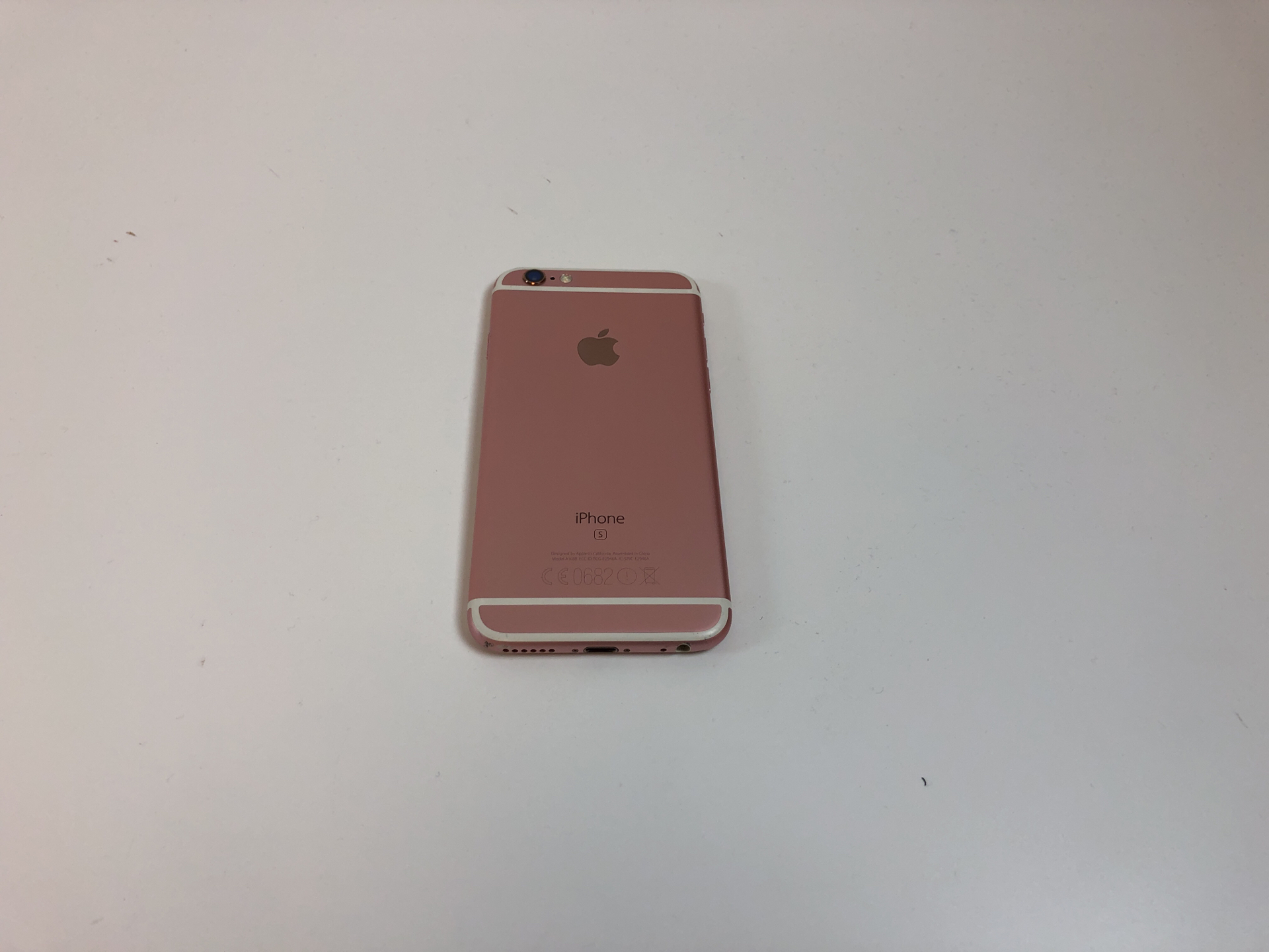 iPhone 6S 16GB, 32GB, Rose Gold, Kuva 5
